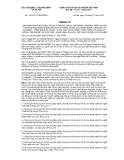 Thông tư số 16/2012/TT-BLĐTBXHC