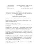 ỦY BAN NHÂN DÂN TỈNH KHÁNH HÒA -------Số: 22/2012/QĐ-UBNDCỘNG HÒA XÃ HỘI CHỦ