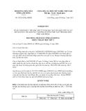 Nghị quyết số 54/2012/NQ-HĐND