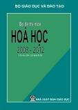 Bộ đề thi môn HÓA HỌC 2008 - 2012