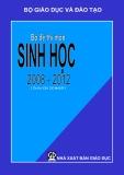 Bộ đề thi môn SINH HỌC 2008 - 2012