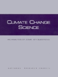 CLIMATE CHANGE SCIENCE AN ANALYSIS OF SOME KEY QUESTIONS