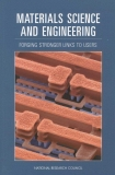 MATERIALS SCIENCE AND ENGINEERING FORGING STRONGER LINKS TO USERS