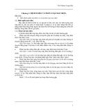 Chương 1: ĐỊNH NGHĨA VÀ PHÂN LOẠI MÁY ĐIỆN