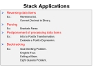 CSE Faculty - Chapter 3: STACK (part b)