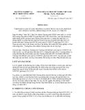 Thông báo số 3520/TB-BNN-VP