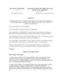 Thông tư Số: 02/2012/TT-TTCP