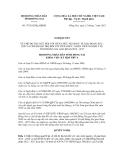 Nghị quyết số 37/2012/NQ-HĐND