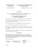 Nghị quyết số  10/2012/NQ-HĐND