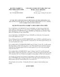 Quyết định số 1676/QĐ-BNN-ĐMDN