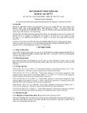 QCVN 53 : 2011/BTTTT