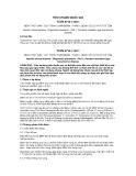 TCVN 8710-1:2011 (Bệnh thủy sản - Quy trình chẩn đoán - Phần 1: Bệnh còi do vi rút ở tôm)