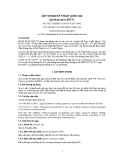 QCVN 52:2011/BTTTT