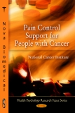 PAIN CONTROL SUPPORT FOR PEOPLE WITH CANC