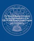 BIENNIAL REPORT 2006 -2007
