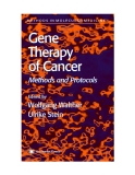 Gene Therapy of Cancer Methods and Protocols