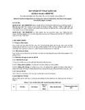 QCVN 01-64:2011/BNNPTNT