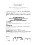 QCVN 01-88:2012/BNNPTNT