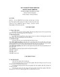 QCVN 01-46:2011/BNNPTNT