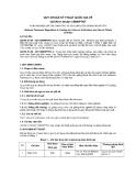 QCVN 01-59:2011/BNNPTNT