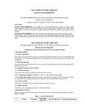 QCVN 01-87:2012/BNNPTNT