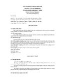 QCVN 01 - 45: 2011/BNNPTNT