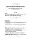 QCVN 13:2011/BTC