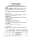 QCVN 01-57 : 2011/BNNPTNT