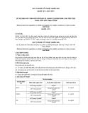 QCVN 12-3 : 2011/BYT