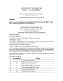 QCVN 01 - 101: 2012/BNNPTNT