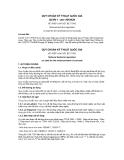 QCVN 7 : 2011/BKHCN