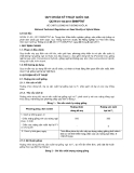 QCVN 01–53:2011/BNNPTNT