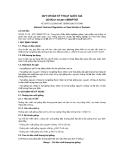 QCVN 01-49:2011/BNNPTNT