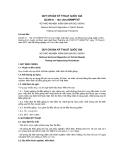 QCVN 01 - 102: 2012/BNNPTNT