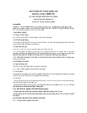 QCVN 01-75:2011/BNNPTNT