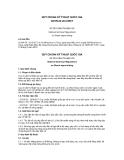 QCVN 06:2012/BCT