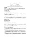 GIA QCVN 01-71:2011/BNNPTNT