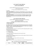 QCVN 01-84:2012/BNNPTNT
