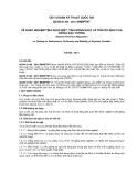 QCVN 01-68 : 2011/BNNPTNT
