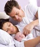Phòng ngừa bệnh hậu sản cho mẹ