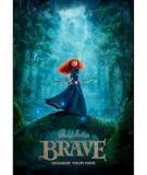 BRAVE: Liệu có phải là lòng dũng cảm của Pixar?