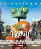 Phim từ đĩa: RANGO – Phim viễn tây dưới lốt hoạt hình