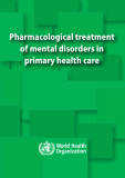 Pharmacological treatment of mental disorders in primary health care