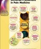 Universal Precautions in Pain Medicine: A Rational Approach to the  Treatment of Chronic Pain