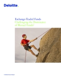 Exchange-Traded Funds  Challenging the Dominance  of Mutual Funds?