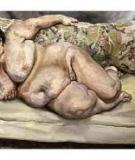 Lucian Freud: Họa sĩ của những quái thú gợi cảm