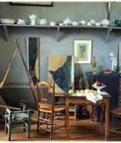 Lucian Freud: Họa sĩ của những quái thú gợi cảmLucian Freud trong xưởng vẽ Đôi
