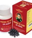 Cây thuốc và vị thuốc chữa bệnh đường tiêu hóa