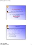 TÍN DỤNG NGÂN HÀNG PHẦN 5- BẢO LÃNH NGÂN HÀNG