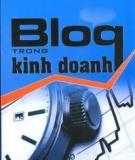 Kinh doanh bằng blog